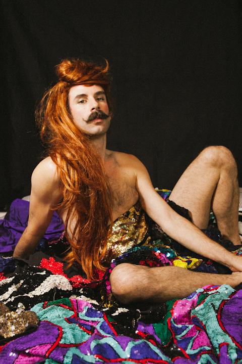 Ryan Heffington by Sharlene Durfey