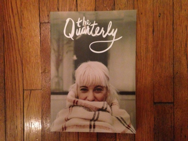 The Quarterly cover
